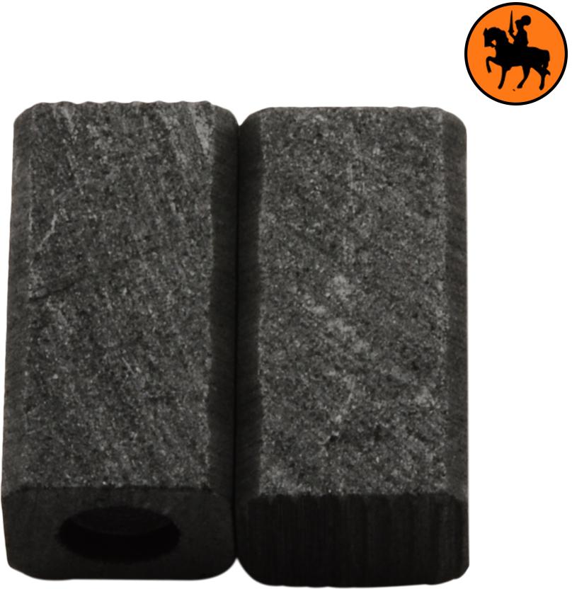 Koolborstels voor Black & Decker & DeWalt elektrisch handgereedschap - SKU: ca-00-015 - Te koop op koolborstels.be