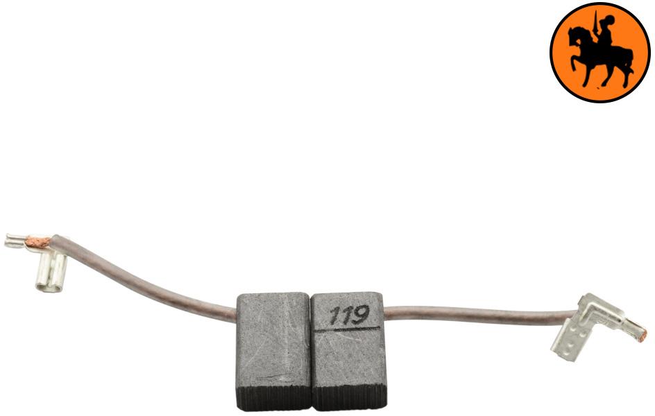 Koolborstels voor Makita elektrisch handgereedschap - SKU: ca-03-127 - Te koop op koolborstels.be