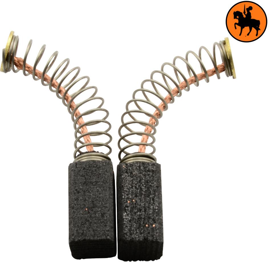 Koolborstels voor Peugeot & Stayer elektrisch handgereedschap - SKU: ca-07-168 - Te koop op koolborstels.be